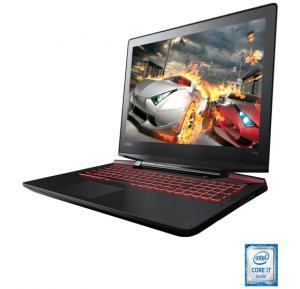 Lenovo Intel I7-8550U/8GB/1TB/15.6In HD WLED /AMD RX550 2GB/FP Reader/Webcam/ENG/AB/W NumPad/DOS