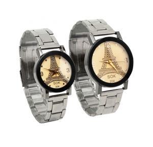 Womens Eiffel Tower Couple Watch