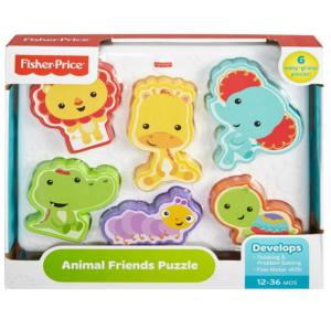 Fisher Price Core Animal Friends Puzzle, CMY38