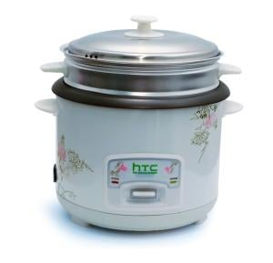 OSP 2.0 Liter Electric Rice Cooker 500 Watts, HTC-1020-RC