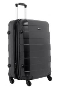 Para John 32 Inch Trolley Luggage, Black- PJTR4025