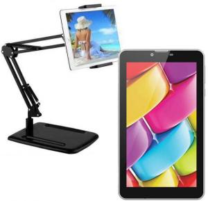 2 in 1 Combo Offer BSNL Penta T-PAD P07 Tablet 4G,Android 5.01,7Inch Display,2GB RAM,16GB Storage,Dual Camera -Assorted And Multifunctional Bracket of Desktop Video Frame Full Metal Flexible Stand