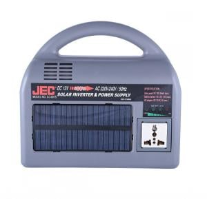 JEC Solar Inverter and Power Supply - Model No. CC-891S