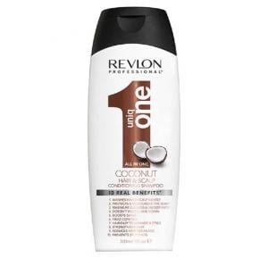 Revlon Uniq One All In One Conditioning Shampoo Coconut 300ML