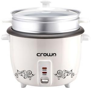 Crownline Multifunction Cooker / Steamer / Warmer - RC-169