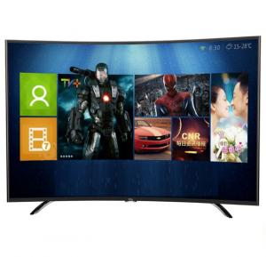 TCL 48 Inch Smart Curved Full HD LED TV Black 48P2000