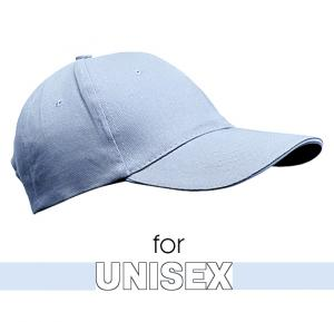 BMR Fashion cap for men, BMR005-Sky Blue