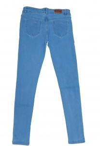 Zola Ladies Denim Jeans, Blue- ZO6875