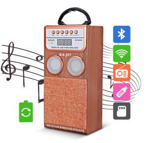 OSP Rechargable Wireless Bluetooth Speaker, KA-J07