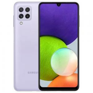 Samsung Galaxy A22 Dual SIM Purple 6GB RAM 128GB Storage 4G LTE