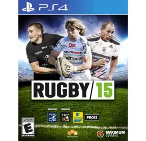 Maximum Games Rugby World Cup 2015  For PS4