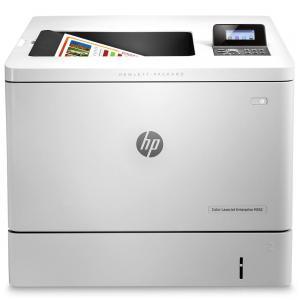 HP M553N Color Laserjet Enterprise Printer