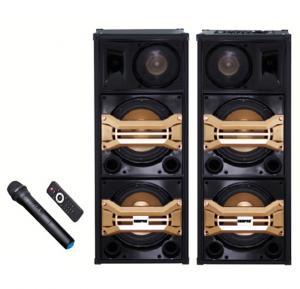 Geepas 2.0 Channel Professional Speaker-GMS8517
