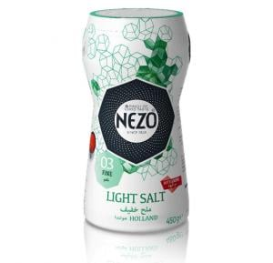 Nezo Low Sodium Salt Iodised 450 Gm