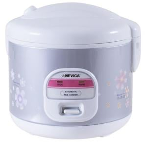 Nevica 1.2L Rice Cooker (Cool Touch Body) - NV-612RC