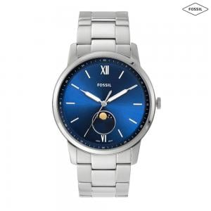 Fossil Analog Blue Dial Mens Watch, FS5618