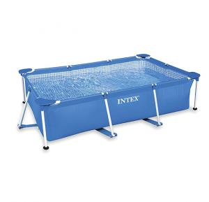 Intex-Rectangular frame pool, ages  6+,28271
