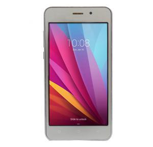 Kagoo C8 Smartphone, Android, 5.0 Inch Display, 1GB RAM, 4GB Storage, Dual Camera, Dual Sim, 3G - Gold