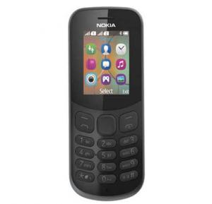 Nokia 130 Dual SIM 2017 - Black
