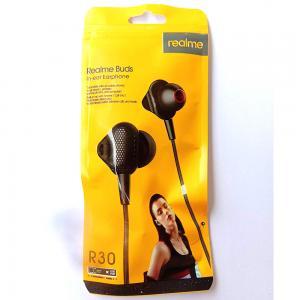 Realme R30 in Ear Earphone Headset Handsfree 3.5mm Jack