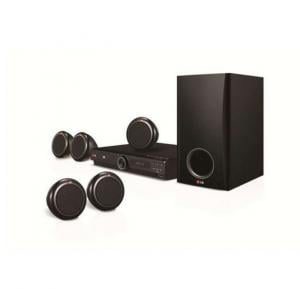 LG 5.1ch DVD Home Theatre System DH3140S Black