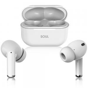 Xcell Soul4 Wireless HiFI Earpods White