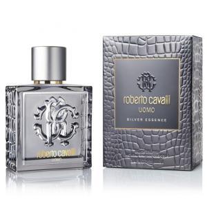 Roberto Cavalli Uomo Silver Essence EDT 100 ml