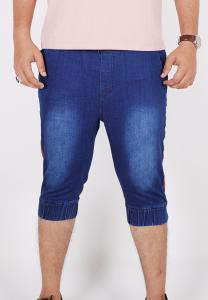 Nansa Hot Marine Denim Jeans For Men Blue - MBBAF62440C - 36