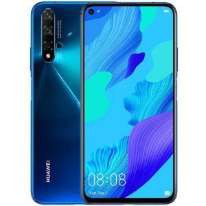 Huawei Nova 5T Dual SIM 8GB RAM 128GB 4G LTE-Crush Blue