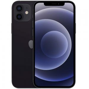 Apple iPhone 12 Mini With FaceTime Black, 64GB Storage, 5G