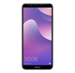 Huawei Y7 Prime 4G Smartphone, 5.5 Inches Display, Android 7.0, 3GB RAM, 32GB Storage, Dual Sim, Dual Camera - Blue