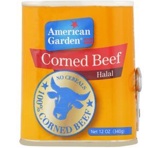 American Garden Corned Beef 340 Gram