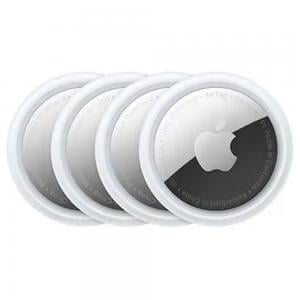 Apple AirTag Pack of 4, White