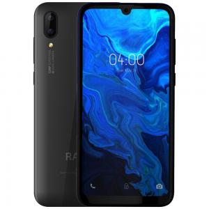 Ravoz Z3 32GB Black Dual Sim Smartphone