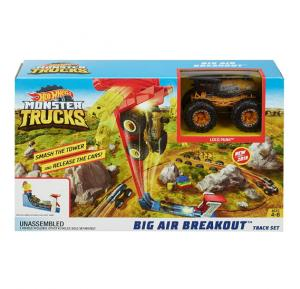 Hot Wheels Mt Big Air Breakout Set Gcg00