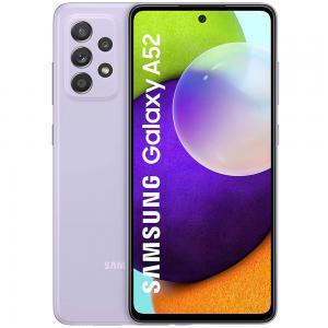 Samsung Galaxy A52 Dual SIM Violet 8GB RAM 128GB Storage 4G LTE