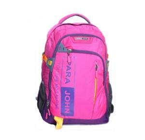 Para John 19 inch Backpack Fuschia - PJBP6596A19