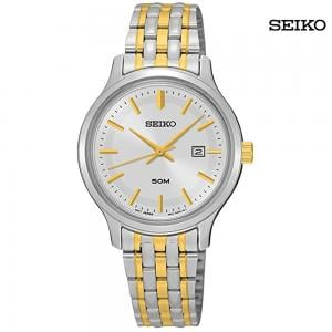 Seiko Ladies Stainless Steel Case Watch, SUR793P1