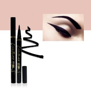 SFR Color Super Smooth Cool Black Liquid Eyeliner