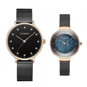 Curren pair watches,