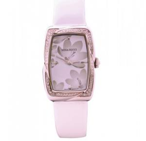 Nina Ricci Analog White Dial White Band Ladies Watch - NR032.72.27.82