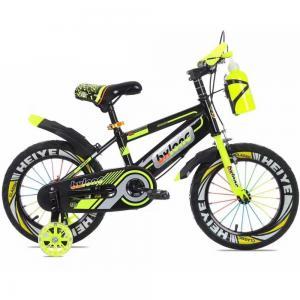 Bait Al Wala Bxlone 14 Size Black and Yellow Bicycle