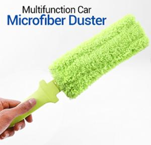 Strong Absorption Washable Multifunction Car Microfiber Duster, CL206, 056
