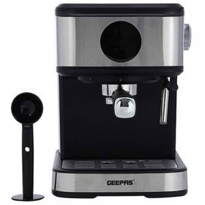 Geepas GCM41511 Cappuccino Maker  Silver or Black