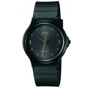 Casio Analog MQ-76-1ALDF Black Rubber Strap Unisex Watch