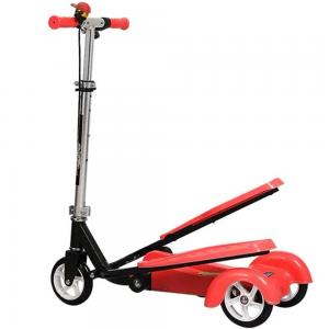 Smart Dual Pedal Scooter for Kids Red, 1399