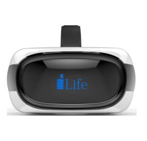 i-life Virpix I 5 Inch LCD lens, 1GB RAM, 8GB Storage 2000mAh Battery Quad Core 1.2,Android 5.1,White