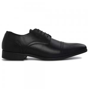 Red Tape Formal Shoes for Men, RTE2101, Black