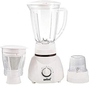 Sanford 3.6 Liter 3 In 1 Blender, Sf5525br Bs