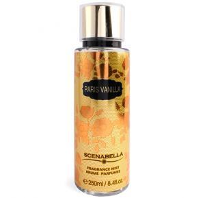Scenabella Paris Vanilla Body Mist For Women 250 Ml